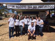 Evento comemorativo do dia do psicólogo em Três Pontas (2016)